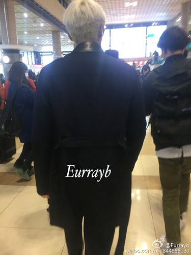 Big Bang - Gimpo Airport - 15jan2015 - TOP - Eurrayb - 02