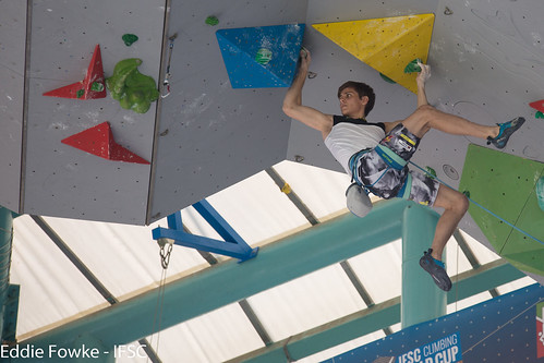 IFSC World Cup Arco 2016