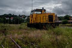 The marshalling yard, Vejle Denmark
