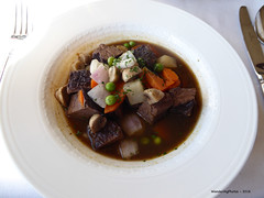 Lunch - Beef Stew - Andean Explorer Train - Puno t…