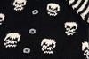 Skull baby hoodie
