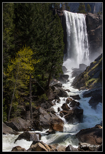 Vernal Falls Revisited 2522
