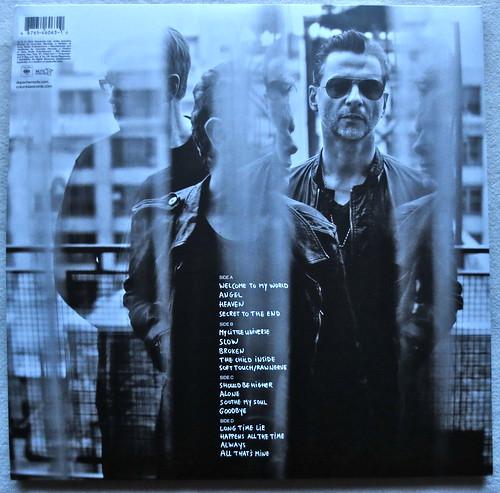 DEPECHE MODE 2013 Delta Machine Vinyl LP Record