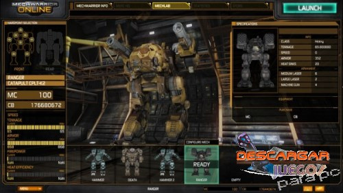 MechWarriors Online 3