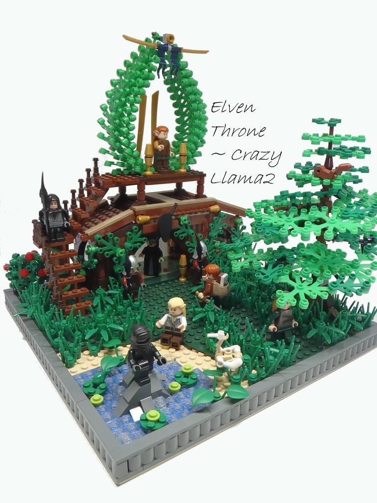 The Elven Throne of Aestrey
