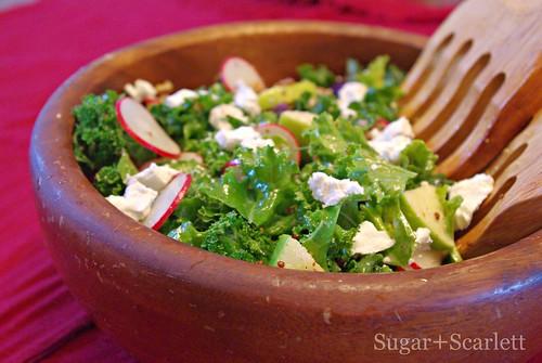 Kale Salad by SashaWarner