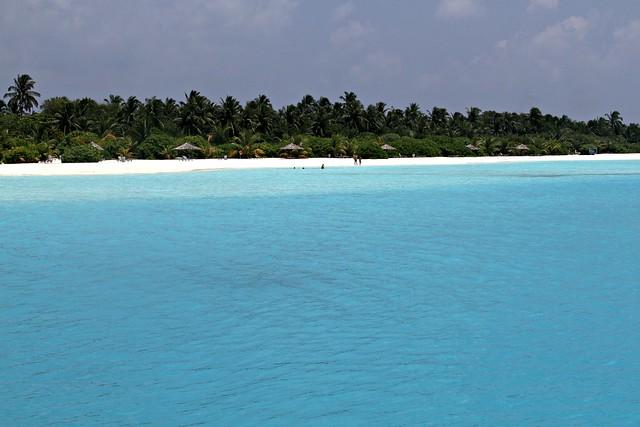 Paradise Island Maldives Water Villa