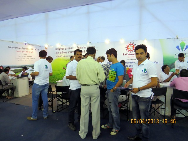 Veracity Landmark Developers Pvt. Ltd. - Maharashtra Times Pune Property Show April 2013