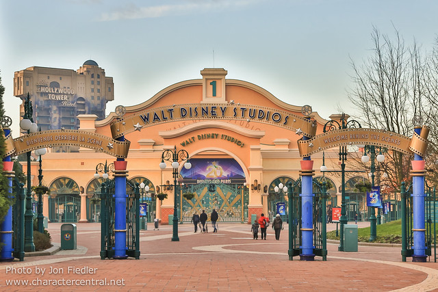 DLP Feb 2013 - Walt Disney Studios