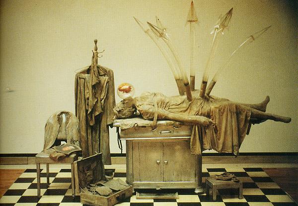 Edaward Kienholz - The Birthday (1964)