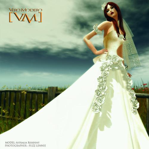 [VM] VERO MODERO Bahar Bridal by Bouquet Babii