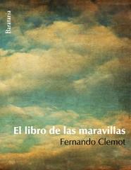 Fernando Clemot El libro de las maravillas portadea libro