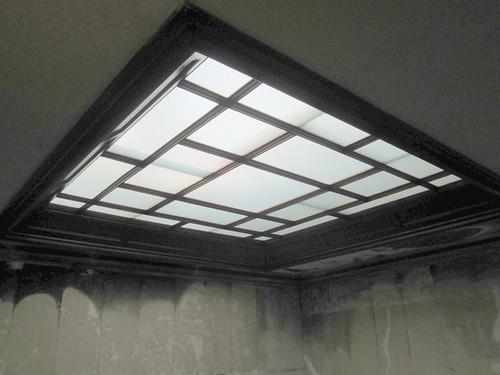 Allan Bank skylight