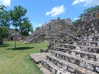 Ruinas mayas de Ek Balam (México)