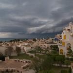 Storm over Santa Pola