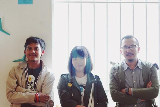 Artiandi, Nina & Indra P.