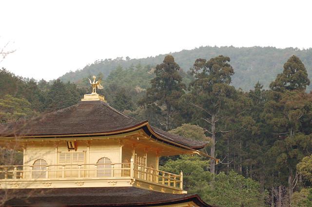 0760 - Kinkaku-ji el Pabellón dorado