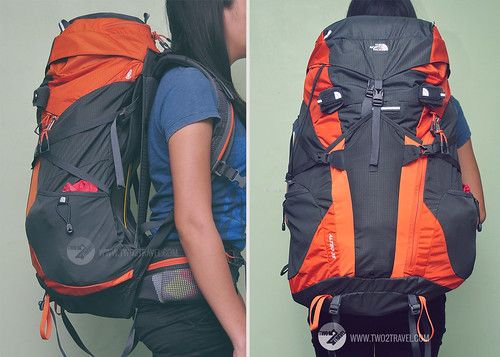 Two2Travel | North Face Alteo 35 review