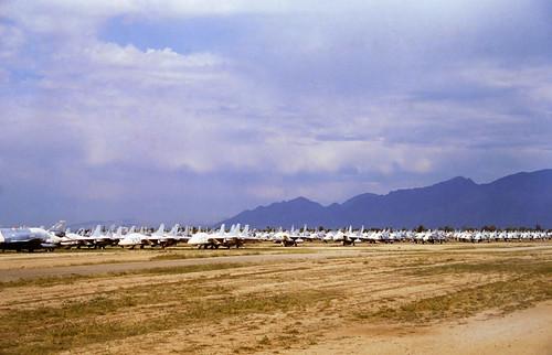 arizona desert tucson 1996 storage facility amarc spraylat