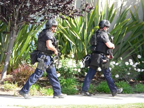 Venice Beach LAPD