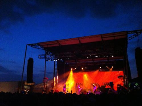 Warpaint - Austin Psych Fest 2013