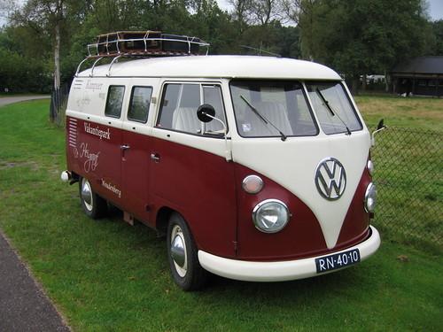 RN-40-10 Volkswagen Transporter bestelwagen 1959
