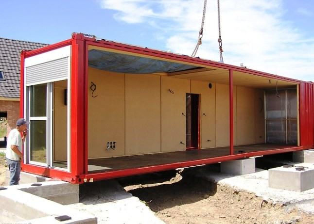 Container Homes Designer Domain | This Picture From Containe ...