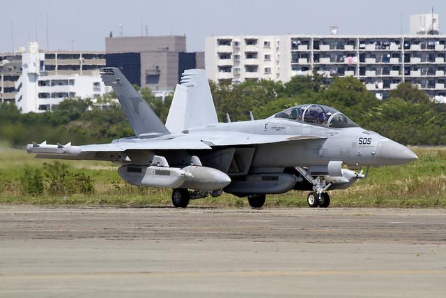 NAVY F-18G