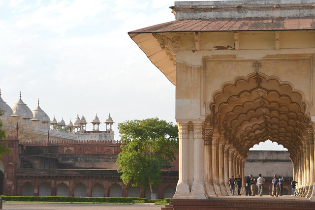 A picture of Red Fort Agra