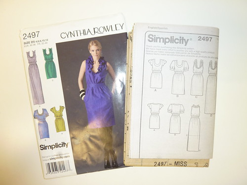 36 - Patterns from Swap - Dresses