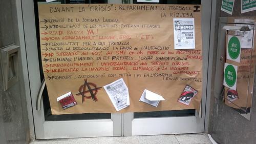 cartellisme 1 de maig a Igualada #1maig2013