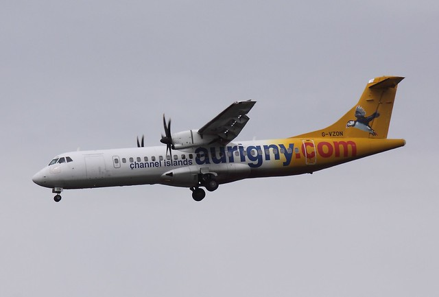 Aurigny Air Services ATR-72
