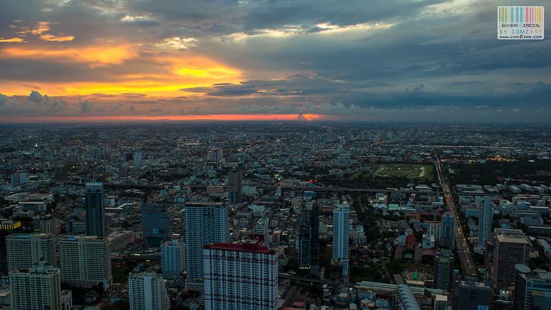 Baiyoke Sky Tower ตึกใบหยก 2