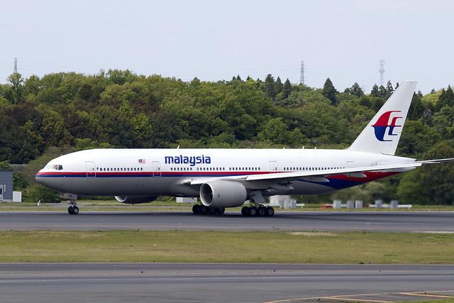 Malaysia B777-300