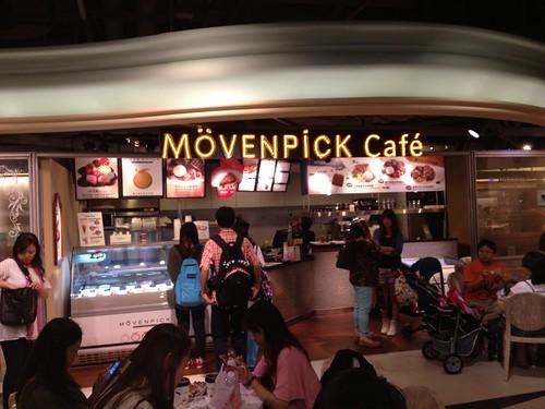 莫凡彼咖啡館