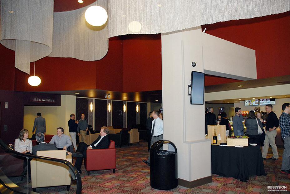 Photo Diary: Bethesda Row Cinema Reopening in Bethesda MD