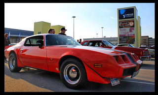 US-Car -Pontiac Firebird Trans ab 1977