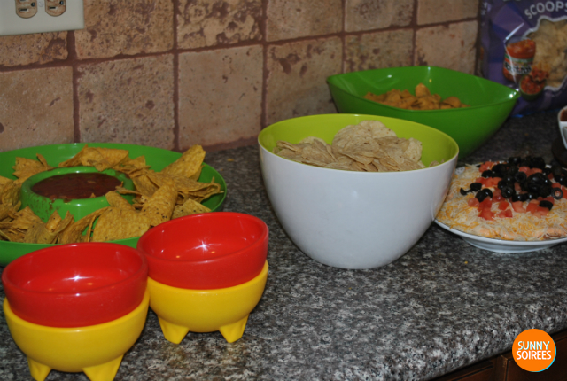 DIY Nacho Bar