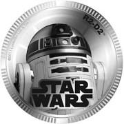 Niue $1 R2-D2