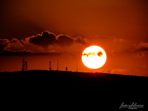 Pôr do Sol em Sorocaba