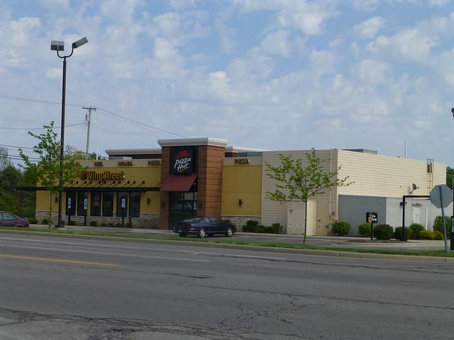 Fast Food Mansfield Near Broad