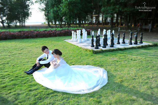 Váy cưới đẹp cho cô dâu trong ngày trọng đại 3