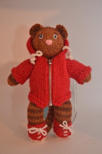 Knit Daniel Tiger