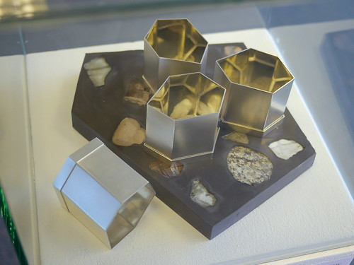 Glasgow School of Art - Jewellery and Silversmithing Degree Show 2013 - Stefanie Cheong - 1