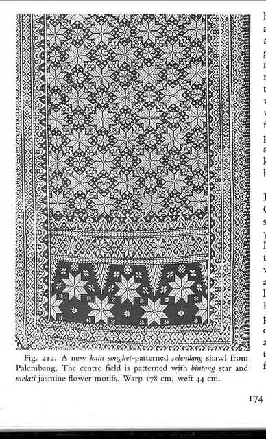 Palembang Songket
