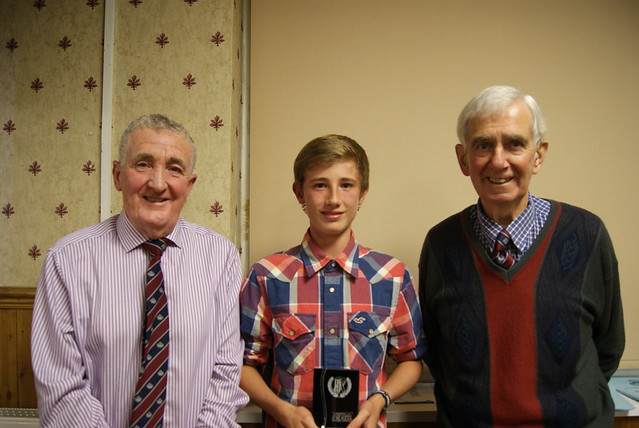 Junior Clubman of the Year