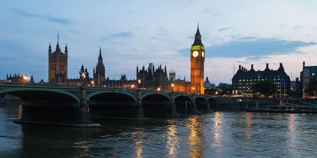 Westminster Bridge, Londres