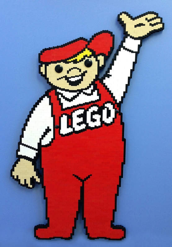 LEGO Mascot 1954