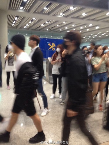 Big Bang - Beijing Airport - 05jun2015 - MyLadies盛开微光 - 01