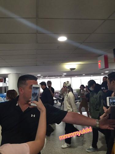 BIGBANG arrival Melbourne 2015-10-20 (26)
